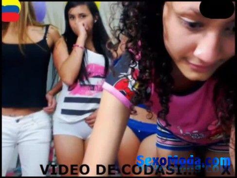Colombianas Haciendo Porno 84